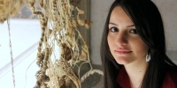 Rachele Sabatino / In-finito / Premio Calimala