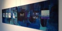 Solo exhibition / Zane Kokina / Endless Stories