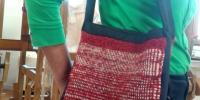Borsa di Liana Cozzi Arte dell'arazzo e del tappeto