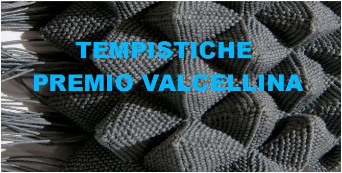 TEMPISTICHE dell'11^ edizione del PREMIO VALCELLINA